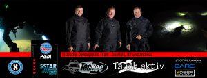 Tauch aktiv IDC Instructor Team