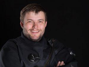 Dominik Kraus, PADI Course Director 348195